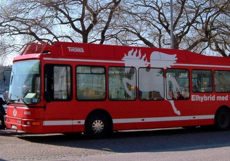 Samsyn gällande tomgångskörande bussar