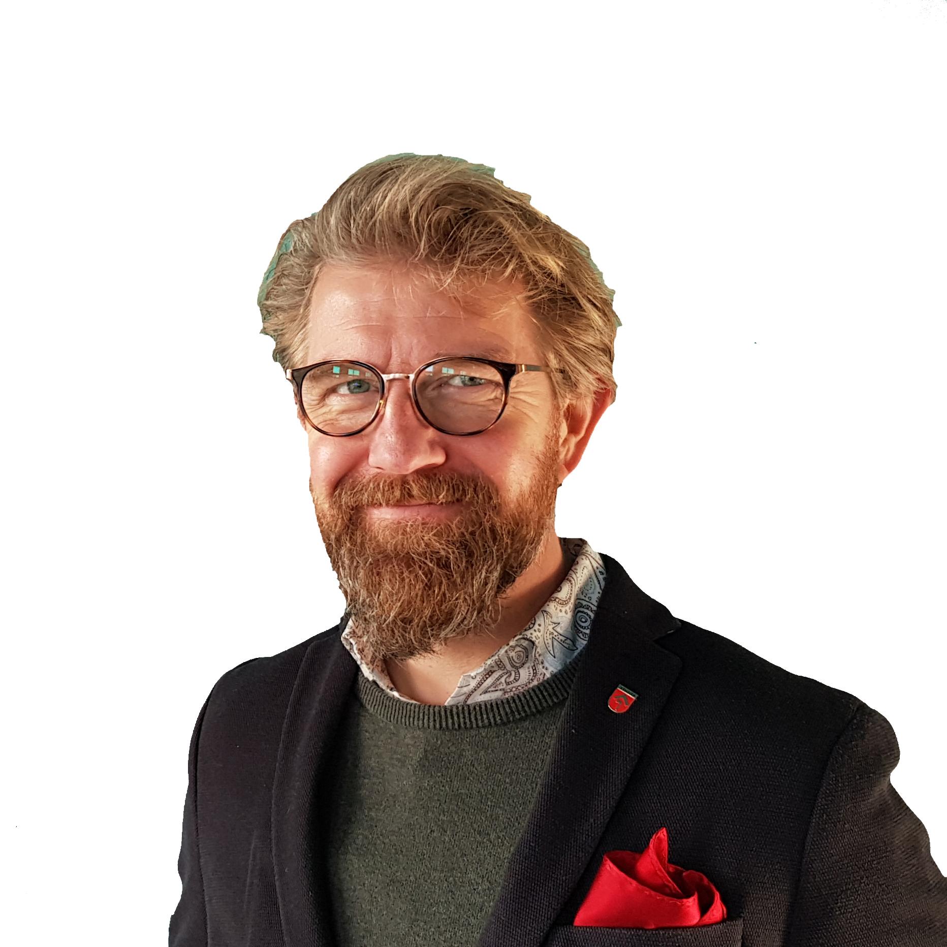 Mattias Peterson, näringslivschef, Tillväxt Tibro, Tibro kommun