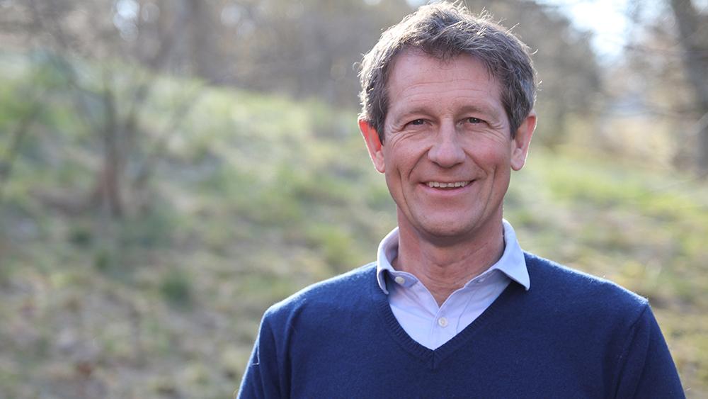 Forskare Fredrik Bååthe, ISM