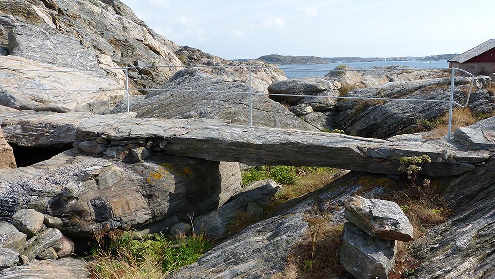 Naturbild stenbro
