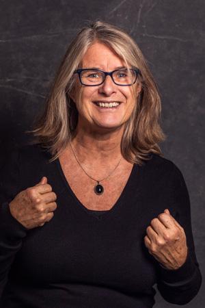 Eva Nyhammar, förvaltningschef Kultur och skola
